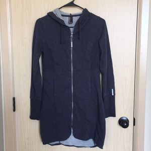 Mondetta Jackets & Coats - Mondetta long hoodie